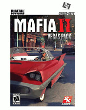 Mafia II 2 Vegas Pack DLC Addon Steam Download Key Digital Code [DE] [EU] PC