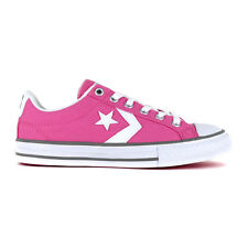 Ropa, calzado y complementos de niño rosa Converse de color principal rosa