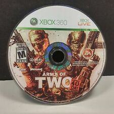 Army of Two (Microsoft Xbox 360, 2008)(DISC ONLY)#9331