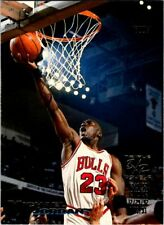 1993-94 Topps Stadium Club Michael Jordan Triple Double #1