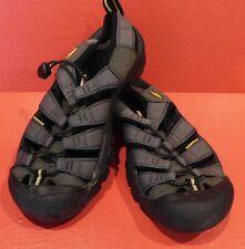 Keen Newport H2 Grey Black Waterproof Sport Sandals Mens Size 8