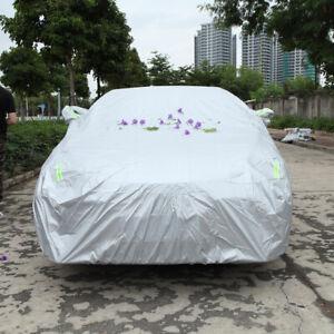 Car Cover Waterproof Sun UV Snow Dust Rain Resistant Protection For All Sedan HG