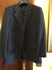 BURBERRY JACKET CHAQUETA Talla 52 BLAZER Worsted Wool