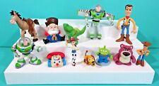 Disney Toy Story 1 2 3 PVC Figure Lot Cake Topper Stinky Pete Lotso Jessie Buzz