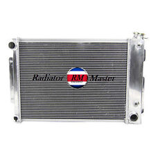 Aluminum Radiator FOR 1967-1969 CHEVY Camaro/Firebird/Trams Am 1968 2Row
