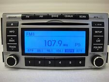 10 11 12 Hyundai Santa Fe Radio OEM Cd Player Bluetooth Mp3 XM Aux 96180-0W500