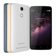 "HOMTOM HT17 Smartphone 4G Android 6.0 OS Quad Core 5.5"" 1GB+8GB 13MP DE1 RF"