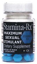 10 ct. Stamina RX Enhancer Pills Male sexual Drive performance Enhancement 11/20