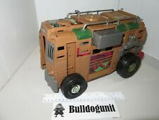 2012 Shellraiser TMNT Teenage Mutant Ninja Turtle Van Vehicle Shell Raiser Toy