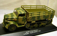 1/43 German Military militaire Opel Maultier KURSK WW2 No tank Panzer Solido