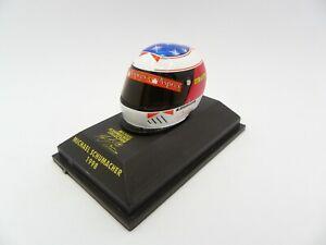 Helmet Michael Schumacher 1998 Ferrari MINICHAMPS 1/8 F1 Helmet Formula 1