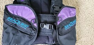 SeaQuest Inflator Size Small Infinity