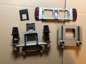 Vintage Aldis Slide Projector Parts - Film Reel Etc
