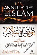 Les Annulatifs De L'islam livre islam - NEUF