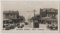 Oxford Street East London Union South  Africa 1920s Trade Ad Card
