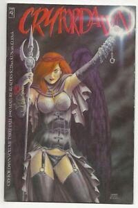 Cry for Dawn #3 (1990) Joseph Michael Linsner [Horror stories]  VF