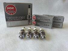 4-New NGK V-Power Copper Spark Plugs BKR5EYA11 #2526 Made in Japan