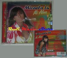 CD MICAELA LU Mi alma SIGILLATO 2009 BUENA SUERTE DJ 10739 lp mc dvd