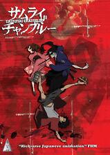 Samurai Champloo . The Complete Series Collection . Anime . 7 DVD . NEU