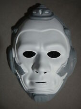 DC COMICS BATMAN MR FREEZE HALLOWEEN MASK PVC VILLIAN CHARACTER