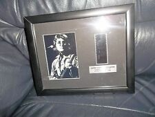 THE BEATLES JOHN LENNON FRAMED PICTURE AND FILM CELLS IMAGINE GRAND CONDITION