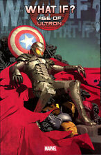 WHAT IF? AGE OF ULTRON TPB Marvel Comics Collects #1-5 Wolverine, Spider-Man TP