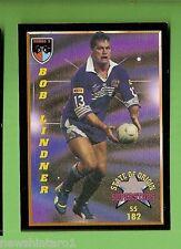 1994 Series 2 RUGBY LEAGUE CARD #182  BOB LINDNER  QUEENSLAND  ORIGIN