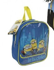 Childrens Nursery School Bag Kids Lightweight Travel Backpack Toddler Minions