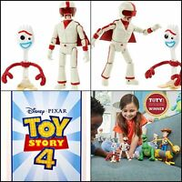 Disney Pixar Toy Story Forky and Duke Caboom Figures Fun Great Gift for Kids
