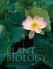 Plant Biology, 2nd ed. Student text, 2006 by Rost, Barbour et al 9780534380618