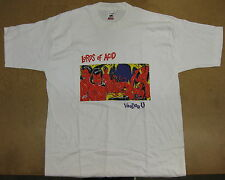 LORDS OF ACID VooDoo U 1994 US Promo Only T-SHIRT Electronica COOP Unused XL