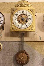 Complete Clock movement, mechanism Kienzle 1900