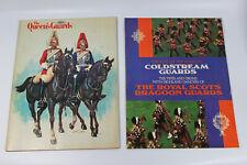 Coldstream Guards Royal Scots Dragoon Guards Program & The Queens Guards Program