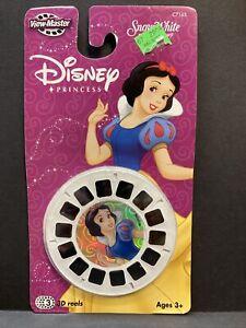 View-Master Walt Disney's Snow White and the Seven Dwarfs 3D Reels NOS