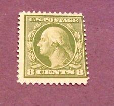 US Stamp Scott#  337 Washington 1908-09   MH C230