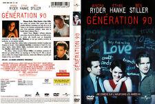 DVD - GENERATION 90 - Winona Ryder,Ethan Hawke,Ben Stiller,Steve Zahn