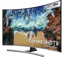 "SAMSUNG UE65NU8500 65"" Smart 4K Ultra HD HDR Curved LED TV"