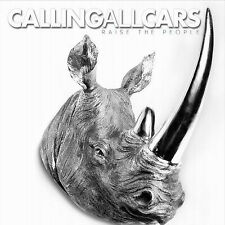 Calling All Cars – Raise the People CD Cooking Vinyl 2014 USED