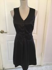 Richard Chai For Target Black Sleeveless Dress Size 9 *NWT*