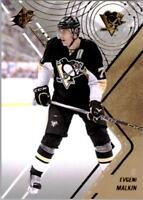 2015-16 SPx Hockey #34 Evgeni Malkin Pittsburgh Penguins