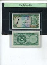 B004 # MALAYSIA 1972 2ND SERIES $5 A/67 815777 * UNC