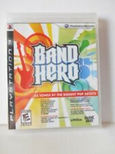 Band Hero (Sony PlayStation 3, 2009)