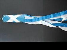SCOTLAND tube Windsock for telescopic flag pole for vw shows & festival