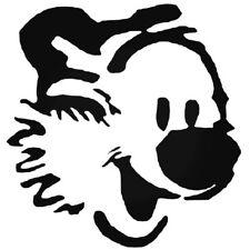 Calvin/Hobbes Vinyl Decal  Decal Sticker Laptop Car Window Choose Black or White