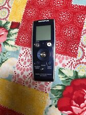 Olympus VN-3100PC Digital Voice Recorder, 72hr recording time Tested Working