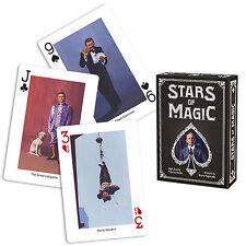 Mazzo di carte Stars of Magic Deck - Black - Mazzi di Carte da gioco