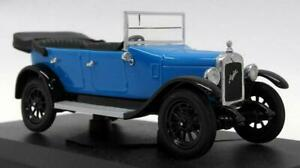 Oxford Diecast 1/43 Scale AHT004 - Austin Heavy Twelve - Kingfisher Blue