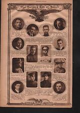 World War I Roll of Honor 1918 Deaths of Heros #90