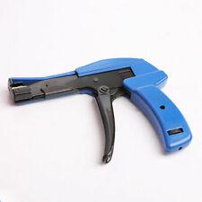 7in Length Zip Tie Gun Tension Fastening Tool 1 Motion Tie Amp Cut Off Cable Ties