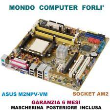 SCHEDA MADRE SOCKET AM2 ASUS M2NPV-VM + CPU AMD ATHLON DUAL CORE 5600+ 2Gb RAM